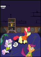 Mystery Crusaders by lordcurly972