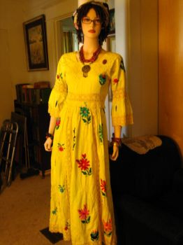 Kay's Oshun dress by omilade77