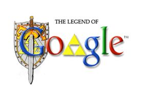 The Legend of Google by Surrealink