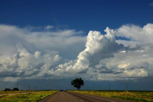 01- Later Afternoon Storm Onsetting by JoeCorreia