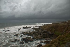In the Teeth of the Storm by taffmeister