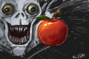 Death Note: Apple by pungang