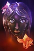 Glass Woman 2 by thedarkgecko