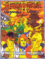 Street Fighter II: Champion Edition by DETWERKS