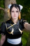 Evil Chun li 2 by Gore-Whore-Sarah
