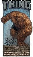 The Thing by AlexPerkins