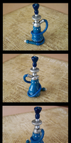 :: Hookah Charm :: by TheYellowBee