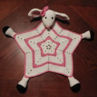 Lamb Lovey by crochetamommy