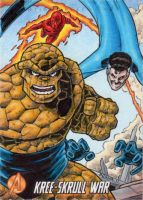 KSW Fantastic Four by tonyperna