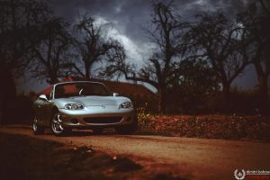 Mazda MX5 Miata by DimitriBokowPhoto