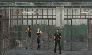 100% pose-able REDC - Jail (Re-Updated XPS) by bstylez