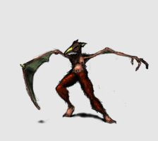 Concept Art - Giblet by deathsun