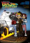 Happy Back to the Future Day! by KUWTComicsInc