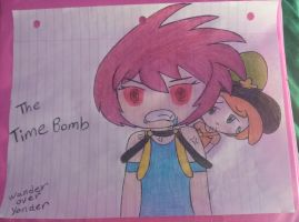 the time bomb Sylvia and wander by bigbob101