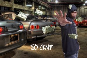 50 Cent Now Rich Not Lyin by stablizershock