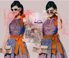 Lucy Hale Glasses by Sweet-Tizdale