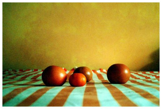 strips and fruits by mariarti