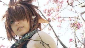 Saiyuki: Tranquil Monster by SugarBunnyCosplay
