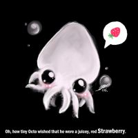 Octobus strawberry by cheenot