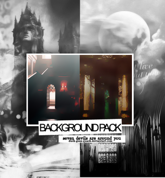 Background Pack 2 by duck-goes-quack