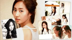 SNSD -  First Photobook Kwon Yuri by Lissette8017