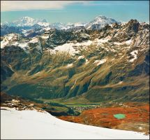Wonderful Alps by jup3nep