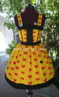 lolified hide Guitar Dress by CatNapCaps