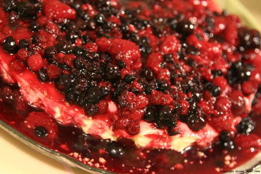 Berry Cheescake by i-have-a-face