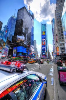 Times Square, NY by Nevets-uohc