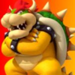 Bowser Icon by TheGleamRush