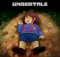 Undertale: The Flower Bed by ChibiSo