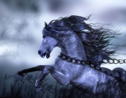 Chained To The Wind by sylki51