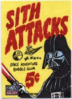 Star Wars Galaxy 7 - SITH ATTACKS by tdastick
