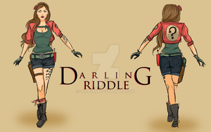 Darling Riddle - Ref Sheet by tbdoll