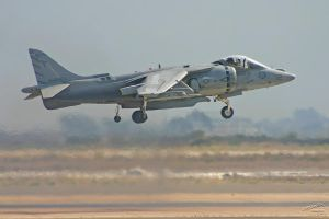 Harrier II by Atmosphotography