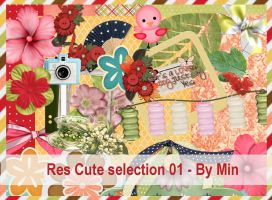 Res cute 01 - By Min by mindieq