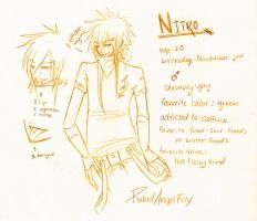 Nitro. Rp Character. by MarshmallowCream