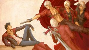 Dante revolution by SkyleWolf