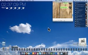 my sky macbook desktop 1 by wanya16