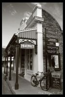 Arrowtown Pharmacy by Ildefonse