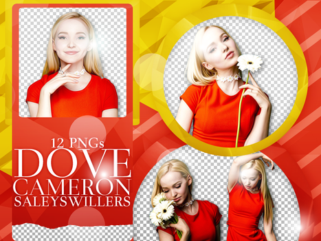 Dove Cameron PNG Pack #21 by SaleySwillers