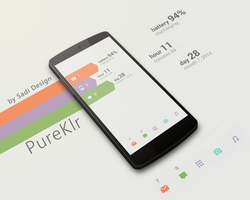 PureKlr for Zooper Widget Pro by ljnkshady