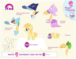 MLP Activity Cutout Noi by Lumorn