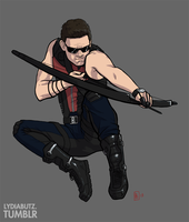 Clint by Girl-on-the-Moon