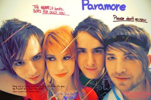 Paramore Wallpaper 2 by sexylove555