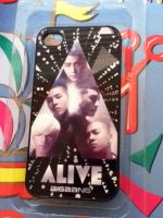 My new BigBang phone case!!! :D by Ryeochan1516