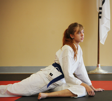 Black Belt Test by thepunkexperience