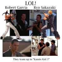 Art of Fighting TEAM in movie. by ArtSasil