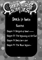 The Grim Reaper's Reaper Content Page. by TaNyaKu