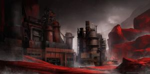 RedRock Factory by Vetrova
